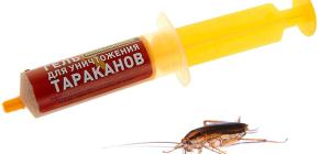 วิธีแก้สำหรับแมลงสาบในเข็มฉีดยา (เจล): การทบทวนยาเสพติดและความแตกต่างของการใช้